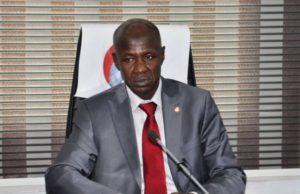 EFCC: Magu says he doesn't know why he's being investigated, faults Buhari's panel