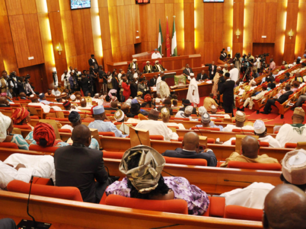 Senate attacked for demanding Security Chiefs' sack