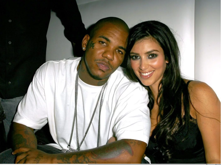 Rapper The Game Raps About Rough Sex With Kim Kardashian Says I Made Her Swallow My Kids Until She Choked Peakvibez