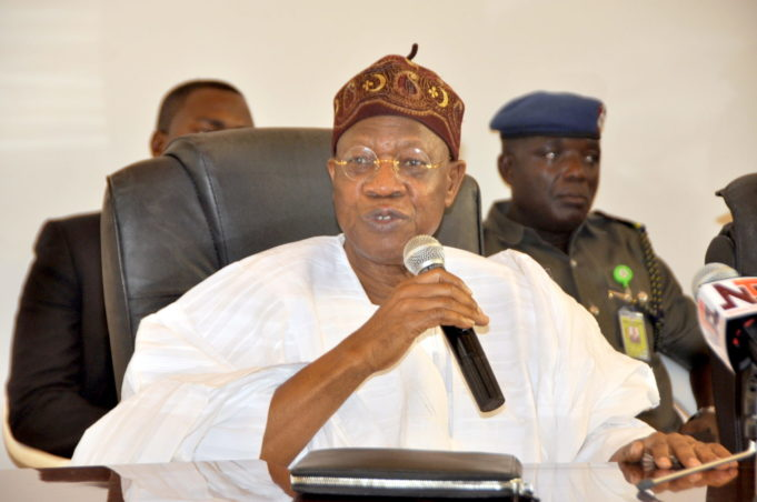 Lai Mohammed – Nigeria has never witnessed so many positive steps as Buhari has done