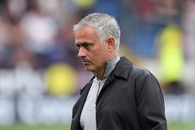 Mourinho takes swipe at Victor Osimhen for refusing to join Tottenham || PEAKVIBEZ