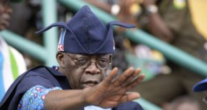 Bola Tinubu reacts to NWC, Oshiomhole's sack – APC becoming party we want