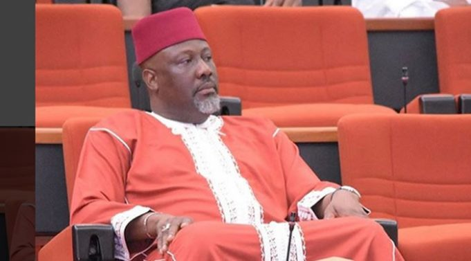 Dino Melaye tells those defecting from PDP - The only APC man you can trust is the dead APC man