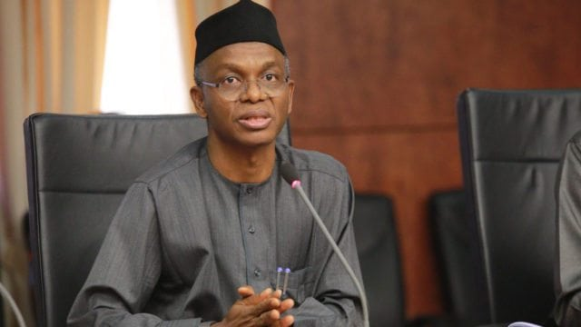 Give us state police, decentralize judiciary now and allow states to control resources – El-Rufai tells FG