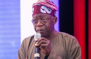 Tinubu - Oshiomhole did his best, members tried to bury each other'-