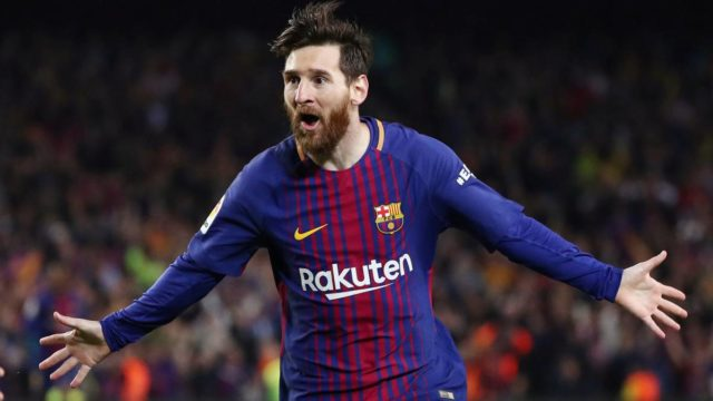 Barcelona player to wear Lionel Messi's No.10 jersey revealed