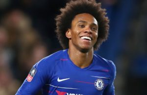 Fresh revelations emerge over Willian's contract with Arsenal