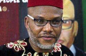Nnamdi Kanu pleads not guilty to terrorism charges by Buhari govt || PEAKVIBEZ