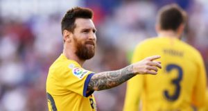 Lionel Messi: Xavi, Countinho, others pay tributes to Barcelona legend