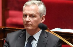 France in recession as virus-hit economy shrinks 5.8 percent