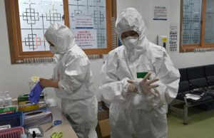 South Korea reports zero new domestic coronavirus cases