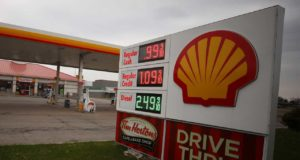 Shell cuts dividend for first time since World War Two