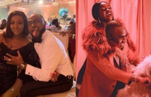 """""""Dear wife, may your birthday be as happy as you have made me"""" – Davido celebrates his fiancée, Chioma"""