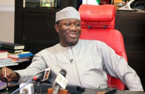 Fayemi reacts as his 2023 presidential campaign posters flood online