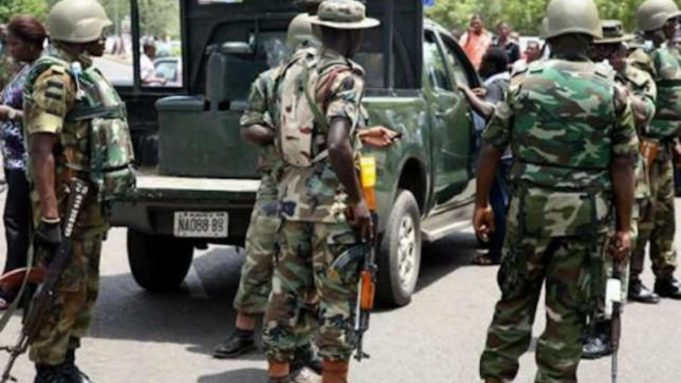 Troops kill bandits, recover 250 cows, 150 rams