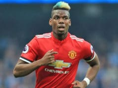 Pogba urges calm ahead of Liverpool, United clash