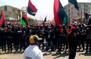 Pro-Biafra group kicks against scrapping of SARS, says Nigeria should break up