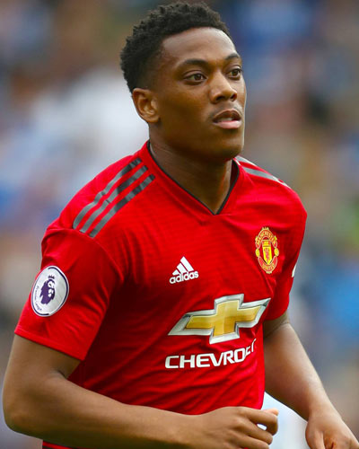 Anthony Martial to leave Manchester United on one condition