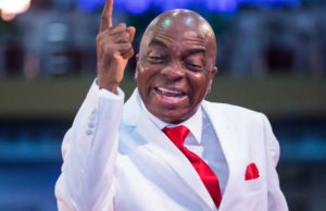 """Bishop Oyedepo endorses #EndSARS - """"If they were killed when they were youths, would they be where they are today?"""""""