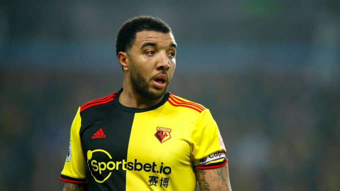 Watford captain, Troy Deeney – People wanted my son to contract COVID-19