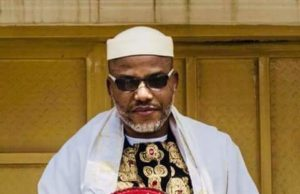 Stop Wasting Time And Start Osinbajo's Whereabouts: Nnamdi Kanu Sends Message To Yoruba Leaders