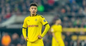 Manchester United agree Jadon Sancho transfer with £72.9m deal to complete long-awaited signing