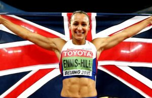 Jessica Ennis-Hill doesn't discuss weight in front of kids