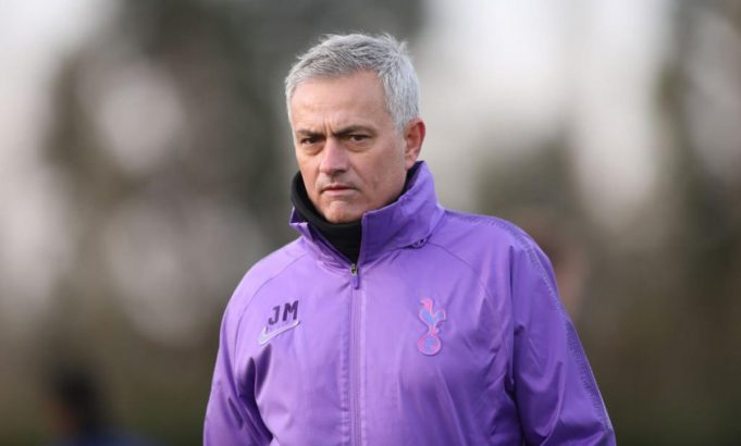 Mourinho reveals what will happen if Harry Kane joins another club