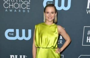 Kristen Bell's marriage pact