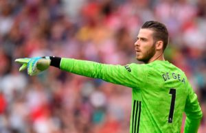 Duncan Castles - Manchester United not happy with De Gea