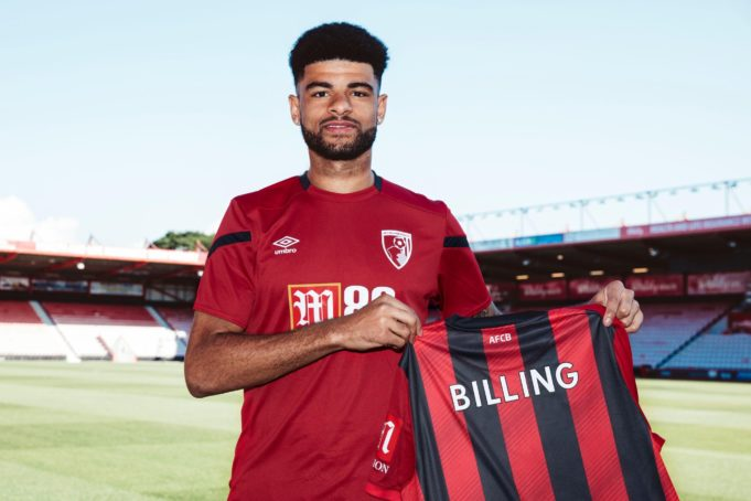 Bournemouth midfielder, Philip Billing, I don't want to play for Eagles