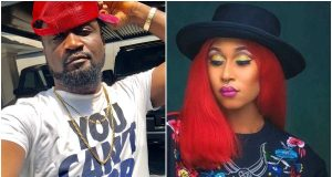 Nigerians bash Cynthia Morgan as Jude Okoye releases contract details