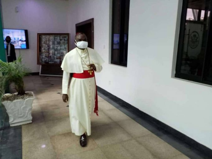 COVID-19: Archbishop Ede challenges FG, hits security agencies over compromise