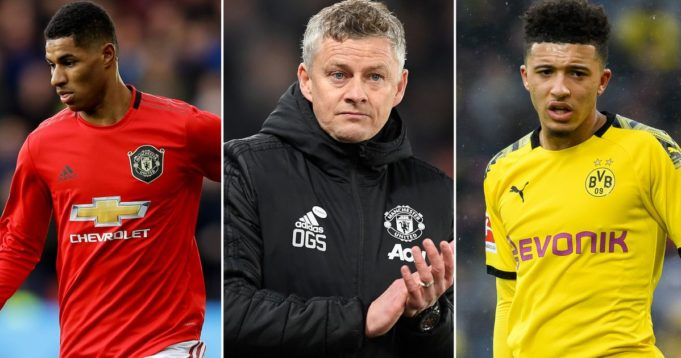 Manchester United news and transfers LIVE Jadon Sancho latest plus Angel Gomes and Odion Ighalo news