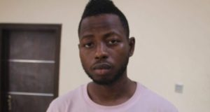 Barry Jay's Record Label Boss, Kashy Arrested By EFCC For Internet Fraud
