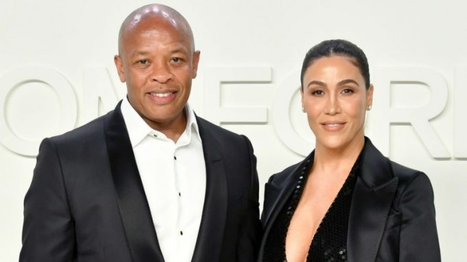 Dr Dre's wife, Nicole claims he secretly transferred his stage name and other assets to avoid losing them in their divorce battle || PEAKVIBEZ