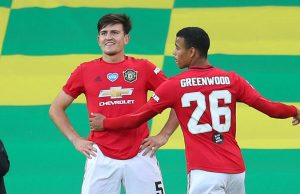Norwich City 1-2 Manchester United (aet): Skipper Maguire books semi-final spot