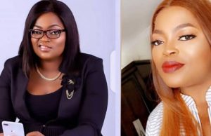 Funke Akindele finally reacts to claim of emotional and physical abuse by ex-staff (Video)