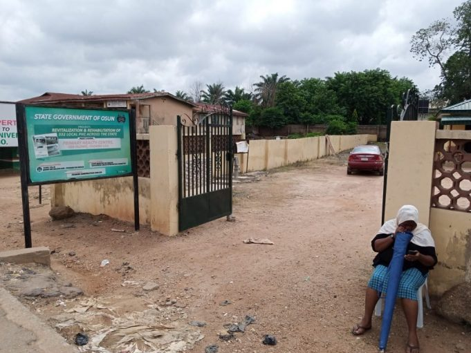 COVID-19: Shortage of medical equipment, PPE threaten health workers' safety in Osun