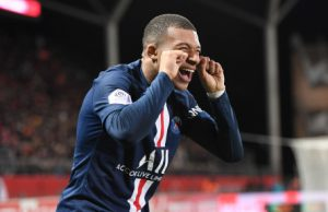 PSG gives latest update on Mbappe's injury