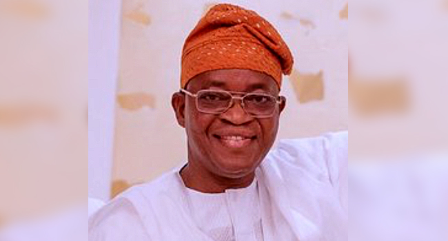The Osun State Governor, Gboyega Oyetola, orders total lockdown of four local government areas in Osun