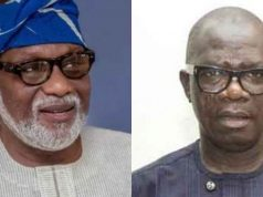 Ondo Deputy Gov, Ajayi tells Akeredolu – You're incapacitated, hand over to me