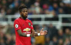 EPL: Fred warns Man Utd about Leicester City player