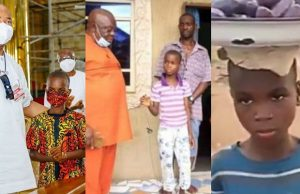 Imo State Governor, Hope Uzodimma Attends Church With His Adopted Son Oluomachi Opara (Photos)