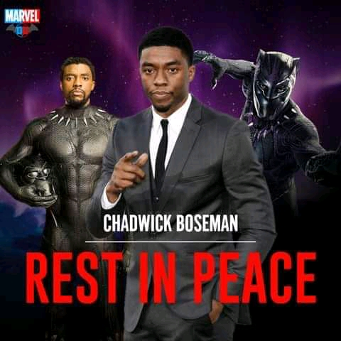 Sad News: Black Panther star, Chadwick Boseman dies at 43 | PEAKVIBEZ