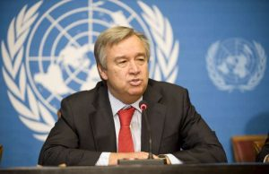UN declare position on arrest of Mali President, Prime Minister by mutiny soldiers