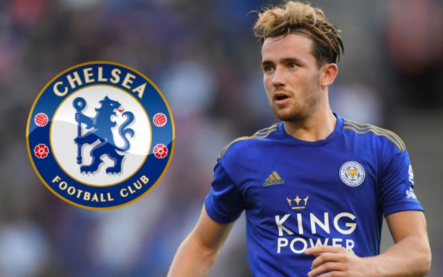 Ben Chilwell completes £50m move to Chelsea | PEAKVIBEZ