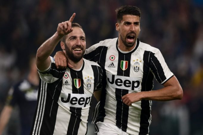 Higuain, Khedira's contracts terminated