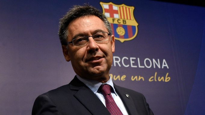 Bartomeu offers to resign as Barcelona President if Messi makes u-turn | PEAKVIBEZ