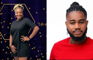BBNaija 2020: Lucy refuses to shower to avoid having sex with Praise after night party [VIDEO] | PEAKVIBEZ